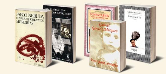 Las mejores autobiografías de la historia