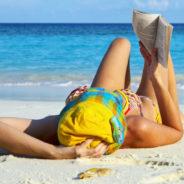 Cinco libros para leer estas vacaciones