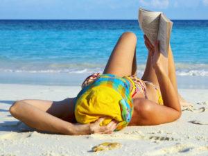 cinco libros para estas vacaciones